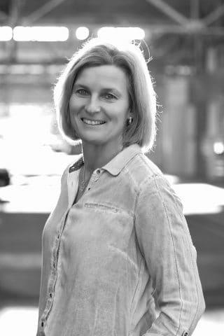 Mitarbeiterin Birgit Pinzers
