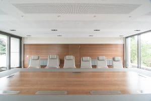 Büro Konferenzraum