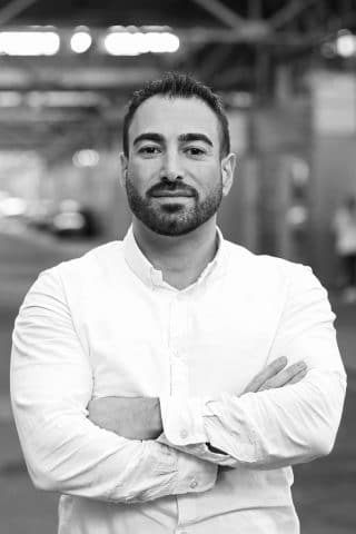 Mitarbeiter Imad Ouz