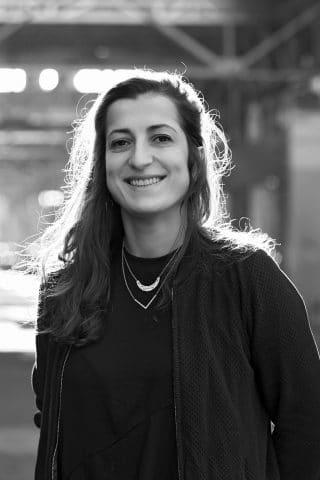 Mitarbeiterin Katharina Argiriou