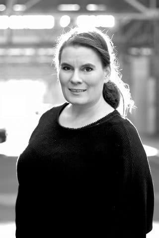 Mitarbeiterin Katja Szweda