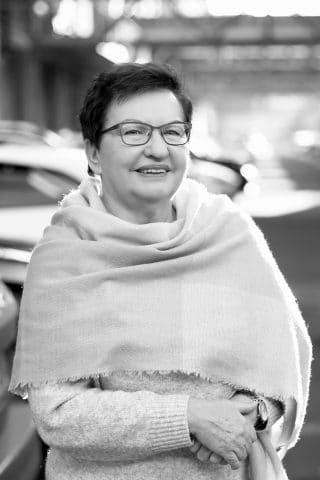Mitarbeiterin Lidia Julkowski