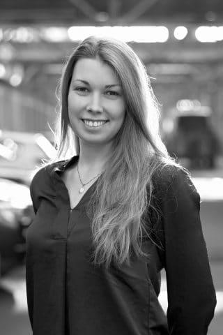 Mitarbeiterin Nadine Peppel