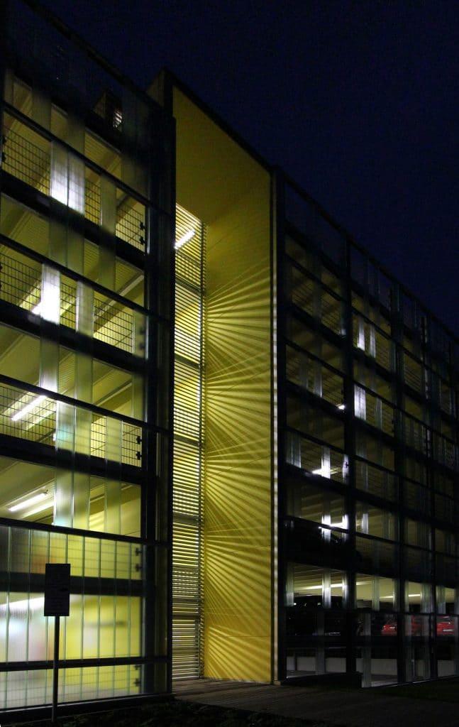 Uniklinik Köln Parkhaus